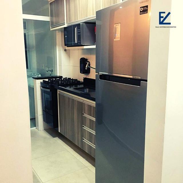 Apartamento 74 m² / 3 Quartos 1 Suíte / Taubaté - Vale Empreendimento