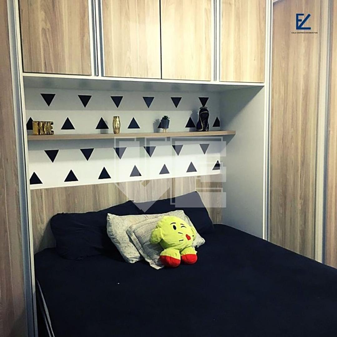 Apartamento 74 m2 / 3 Quartos 1 Suíte / 2 Vagas  - Vale Empreendimento