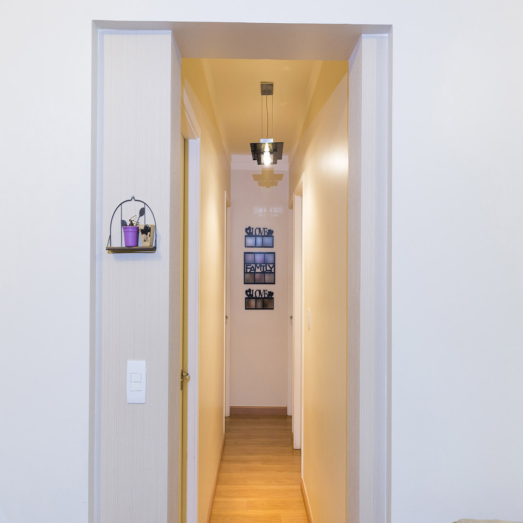 Apartamento 100 m2 / 3 Quartos 1 Suíte / 2 Vagas - Vale Empreendimento