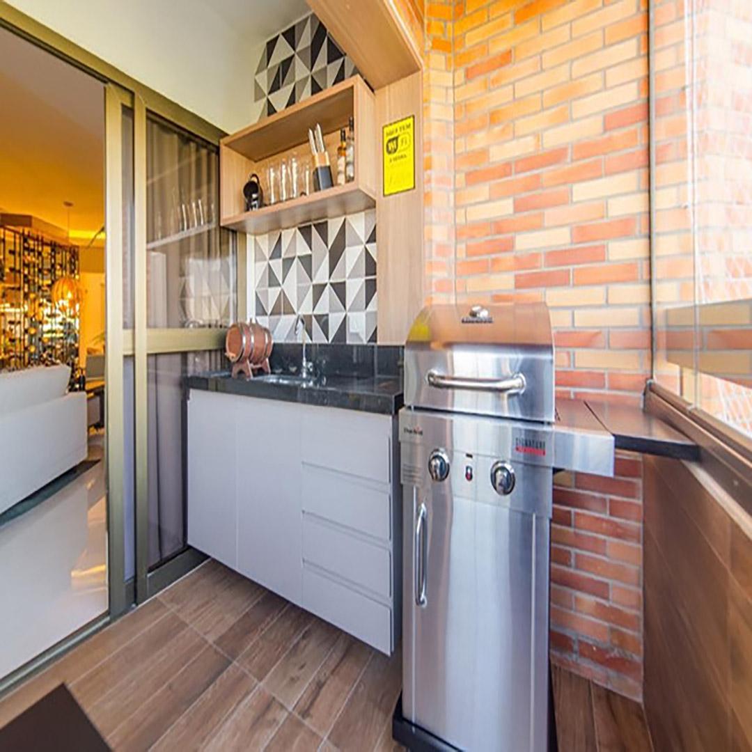 Apartamento 205 m2 / 4 Quartos 2 Suítes / 2 Vagas - Vale Empreendimento