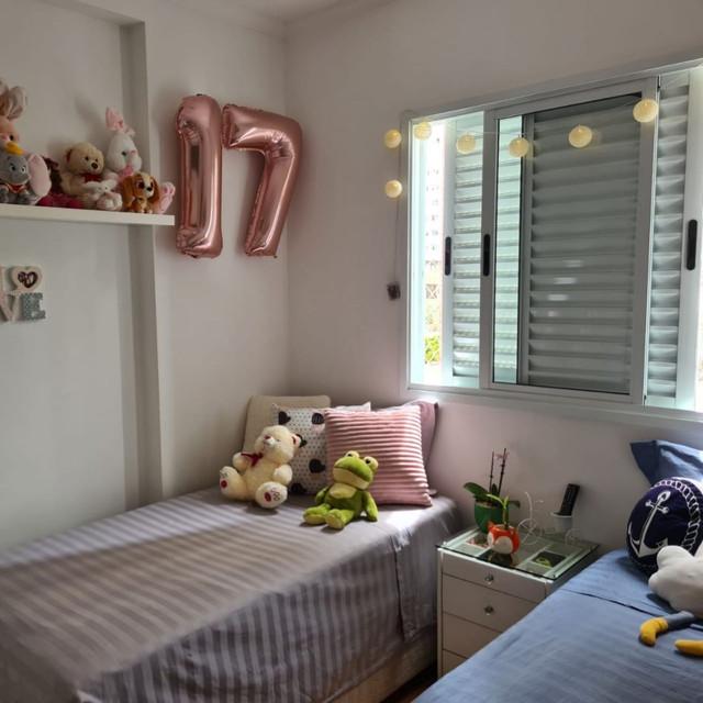 Apartamento 65 m2 / 2 Quartos 1 Suíte / 1 Vaga  - Vale Empreendimento