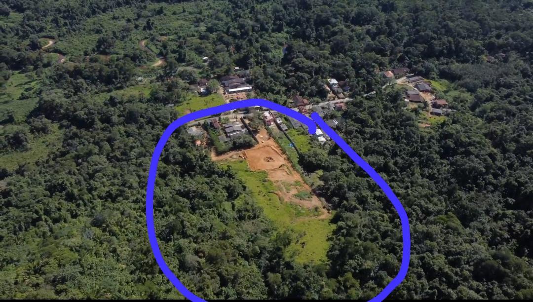 Casa chalé com área de 22 mil metros em Ubatuba/SP - Vale Empreendimento