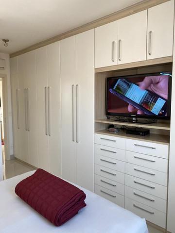 Apartamento 100 m² / 3 quartos 2 suítes / 2 Vagas  - Vale Empreendimento